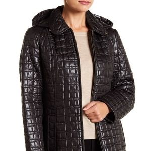 Kate Spade Hooded Quilted Jacket (S)